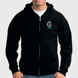 G-1 Full Zip Hooded Sweatshirt