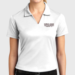 G-1 Ladies Dri-Mesh Polo